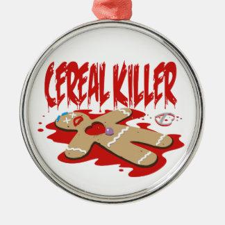 Cereal Killer Christmas Ornaments