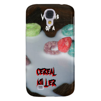 CEREAL KILLER GALAXY S4 CASE