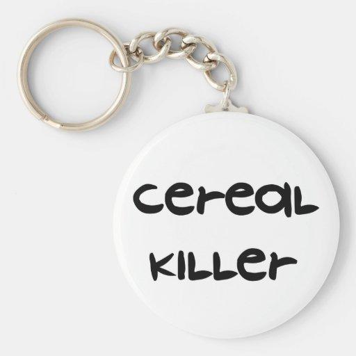 Cereal Killer Key Chains