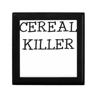 CEREAL KILLER png Jewelry Box