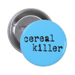 Cereal Killer Shirts & Gifts 2 Inch Round Button