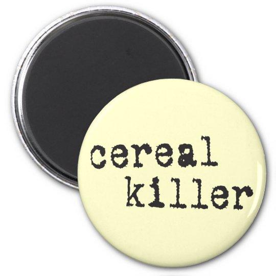 Cereal Killer Shirts & Gifts Magnet