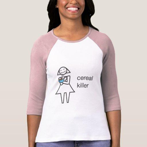Cereal Killer T Shirt