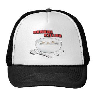 cereal killer trucker hat