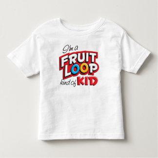Cereal Lovin' Kid Toddler T-shirt