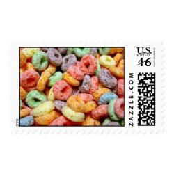 Cereal Postage stamp