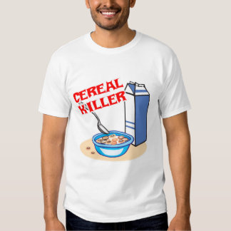 cereal serial killer T-Shirt