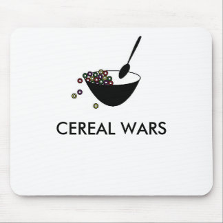 CEREAL WARS mousepad