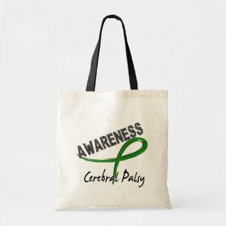 Cerebral Palsy Awareness 3 Tote Bag