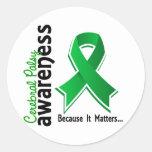 Cerebral Palsy Awareness 5 Sticker