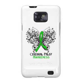 Cerebral Palsy Awareness Butterfly Galaxy S2 Cover