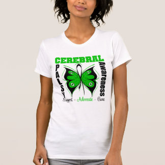 Cerebral Palsy Awareness Butterfly Tees