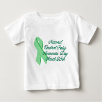 Cerebral Palsy Awareness Day Baby T-Shirt