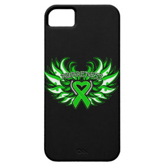 Cerebral Palsy Awareness Heart Wings iPhone 5 Cases