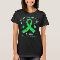 Cerebral Palsy Awareness I Fall Apart T-Shirt