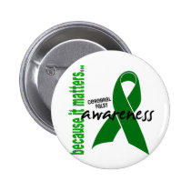 Cerebral Palsy Awareness Pinback Button