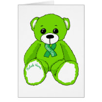 Cerebral Palsy Awareness Teddy Bear Products