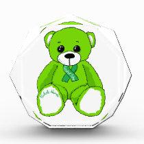 Cerebral Palsy Awareness Teddy Bear Products Acrylic Award