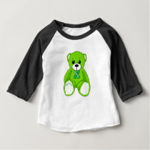 Cerebral Palsy Awareness Teddy Bear Products Baby T-Shirt
