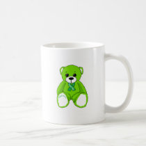 Cerebral Palsy Awareness Teddy Bear Products Coffee Mug