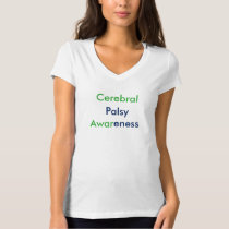 Cerebral Palsy Awareness Tee