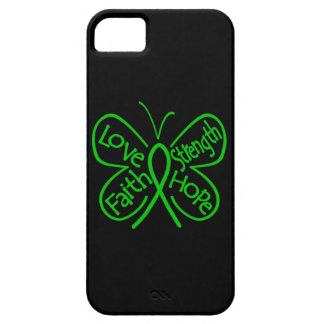 Cerebral Palsy Butterfly Inspiring Words iPhone 5 Covers