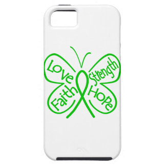 Cerebral Palsy Butterfly Inspiring Words iPhone 5 Cover