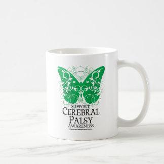 Cerebral Palsy Butterfly Coffee Mug
