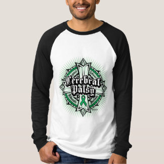 Cerebral Palsy Celtic Cross T-Shirt