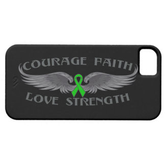 Cerebral Palsy Courage Faith Wings iPhone 5 Covers