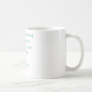 Cerebral Palsy crossword Coffee Mug