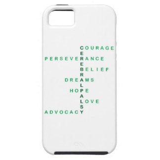 Cerebral Palsy crossword iPhone SE/5/5s Case