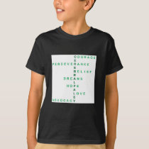 Cerebral Palsy crossword T-Shirt