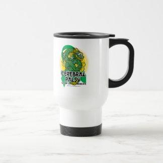 Cerebral Palsy Dragon Travel Mug