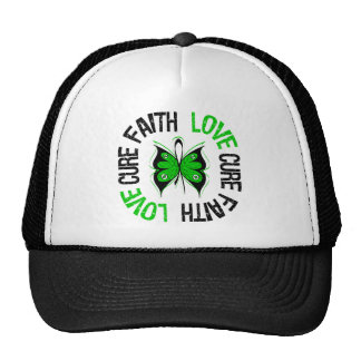 Cerebral Palsy Faith Love Cure Trucker Hat