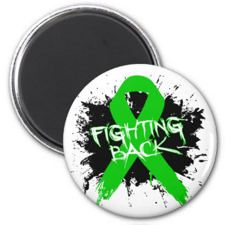 Cerebral Palsy - Fighting Back 2 Inch Round Magnet