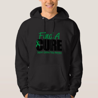 Cerebral Palsy Find A Cure Hoodie