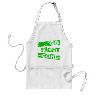 Cerebral Palsy Go Fight Cure Adult Apron