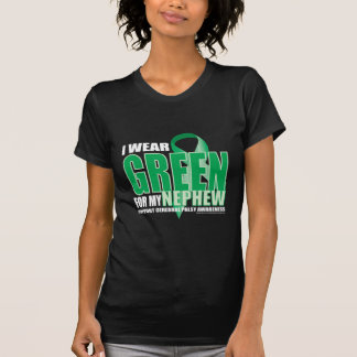 Cerebral Palsy Green for Nephew T-Shirt