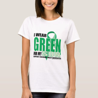 Cerebral Palsy Green for Son T-Shirt
