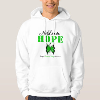 Cerebral Palsy Hold On To Hope Hooded Pullovers