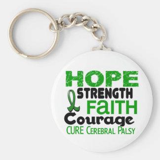 Cerebral Palsy HOPE 3 Key Chains