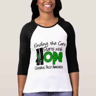 Cerebral Palsy HOPE 4 T Shirt