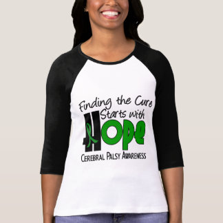 Cerebral Palsy HOPE 4 T-Shirt