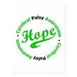 Cerebral Palsy Hope Circle Postcards