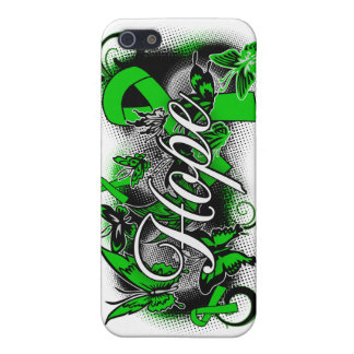 Cerebral Palsy Hope Garden Ribbon iPhone 5 Covers