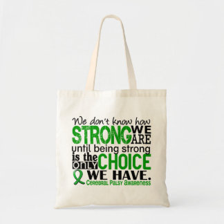 Cerebral Palsy How Strong We Are Bags