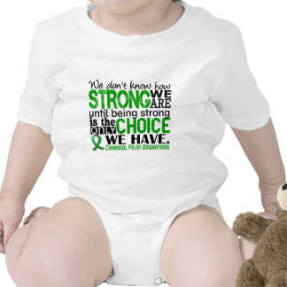 Cerebral Palsy How Strong We Are Tee Shirts