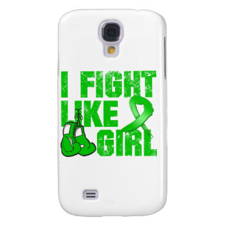 Cerebral Palsy I Fight Like A Girl (Grunge) Samsung Galaxy S4 Cover