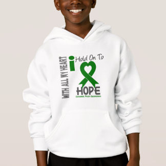 Cerebral Palsy I Hold On To Hope Hoodie